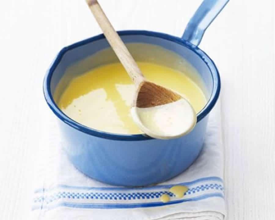 Crème anglaise réussie au thermomix