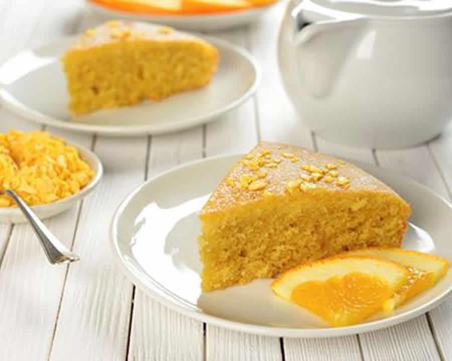 Gâteau à l'orange au thermomix