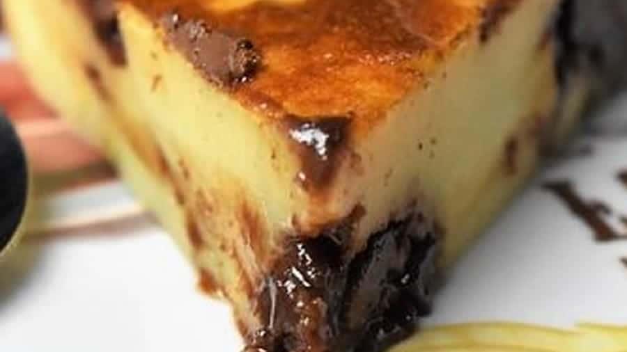 Clafoutis au Nutella au Thermomix