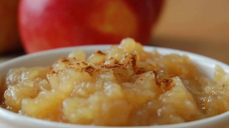 Compote de pommes au thermomix