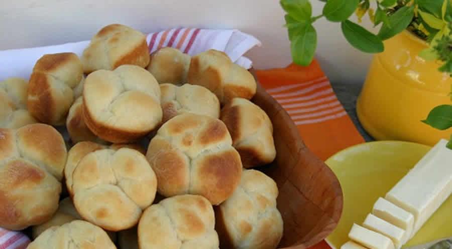 Petits pains sucrés de Pâques au Thermomix