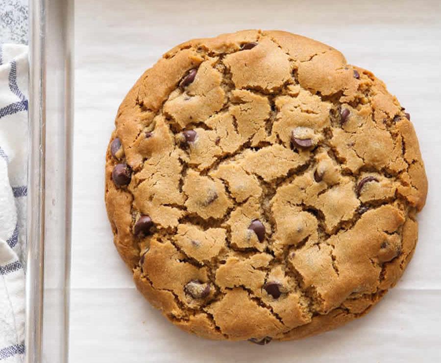 Cookie géant au Thermomix