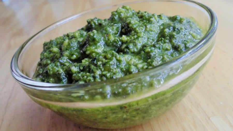 Pesto Génois au Thermomix