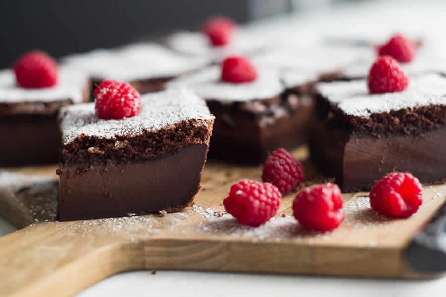 Gâteau Magique au Chocolat au Thermomix