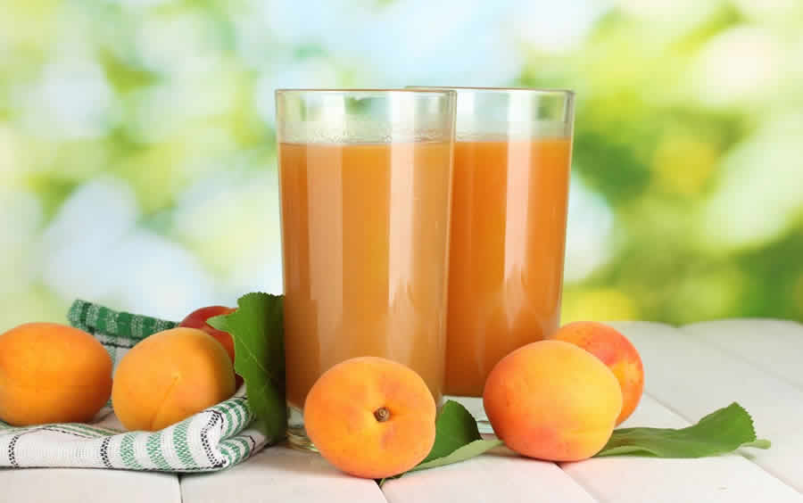 Nectar d'abricots au Thermomix