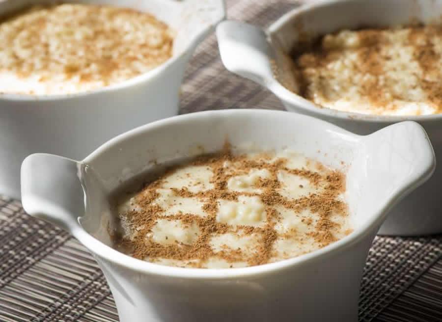 Riz au lait Portugais ou Arroz doce au Thermomix