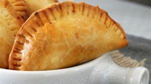 Empanadas au poulet et chorizo au Thermomix