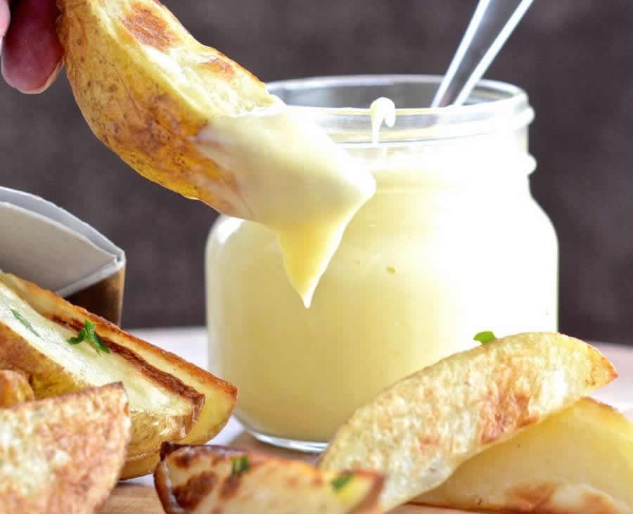 Mayonnaise Express au Thermomix