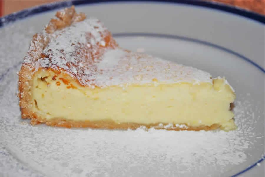 Tarte alsacienne au fromage blanc au Thermomix