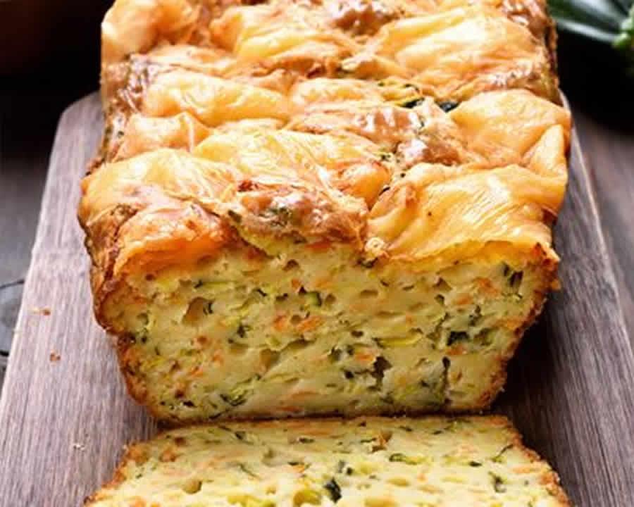 Cake aux légumes Recette WW