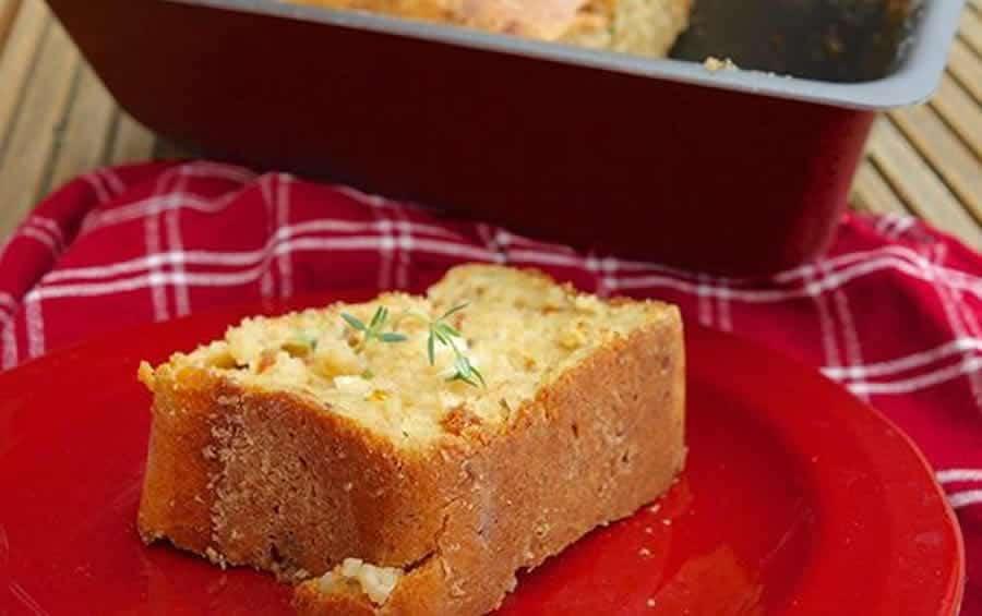 Cake salé aux fromages Recette WW