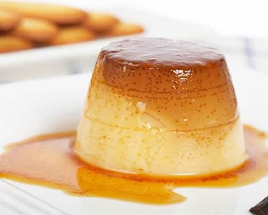 Crème caramel au yaourt Recette WW