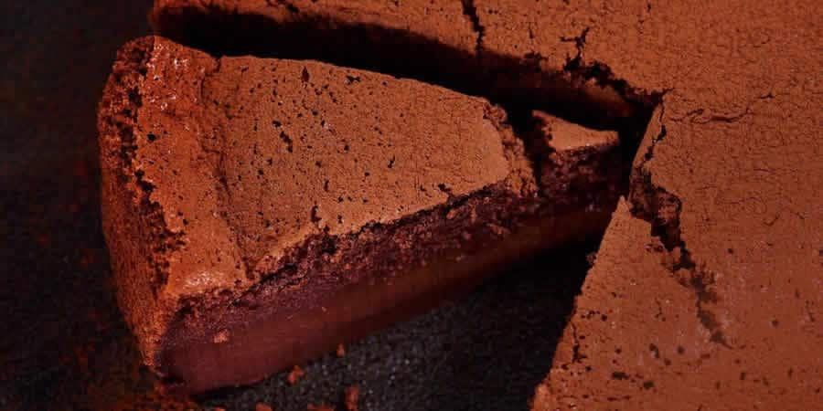 Gâteau magique au chocolat au Cookeo
