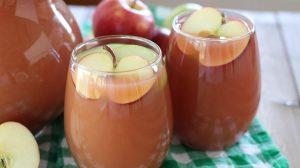 Jus de fruits bénéfique d'automne au Thermomix.