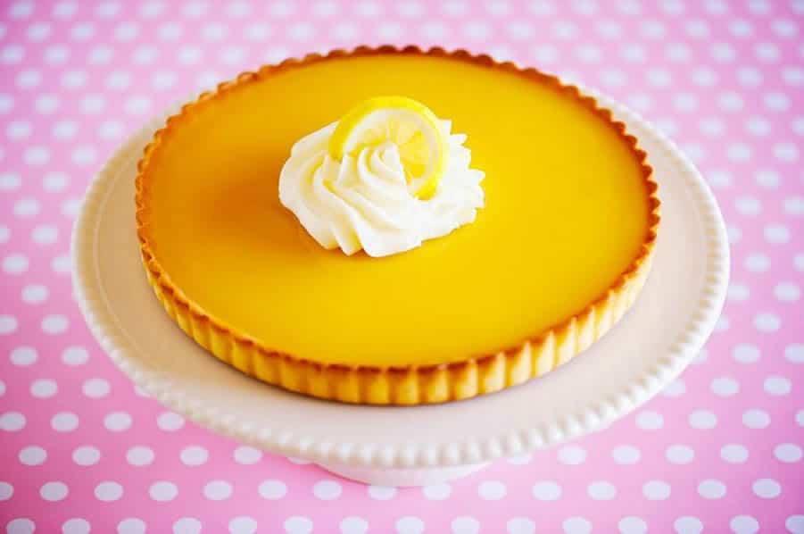Sublissime tarte à l'orange au Thermomix