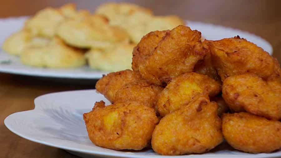 Beignets de poulet