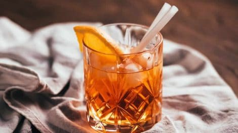 Cocktail Spritz Veneziano au Thermomix