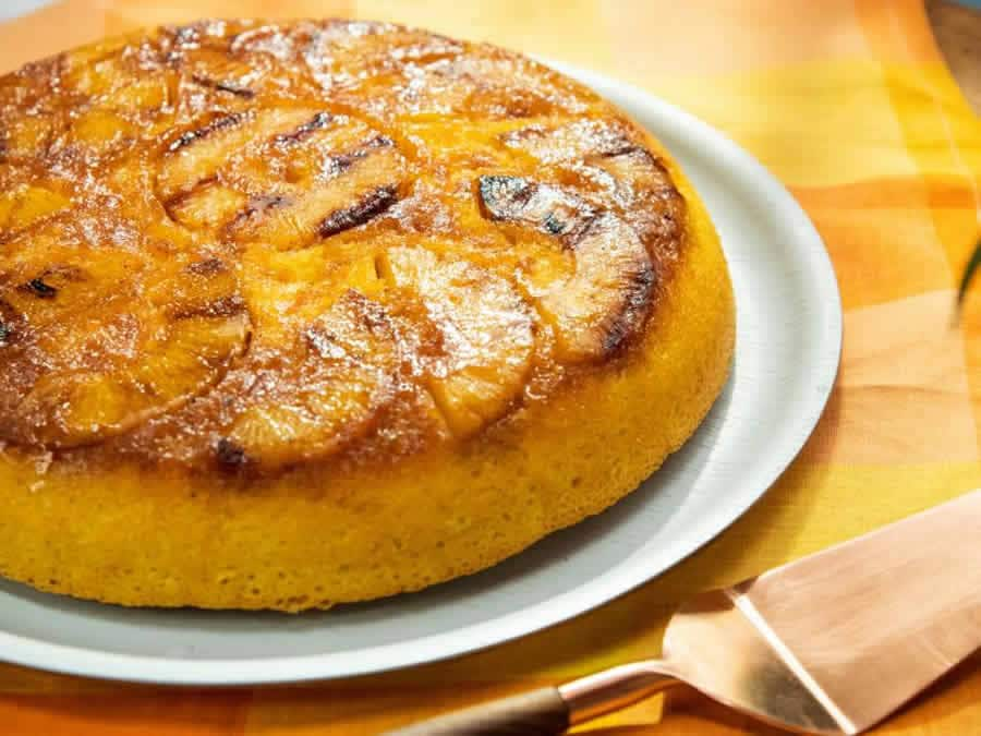 Gâteau à l'ananas Recette WW
