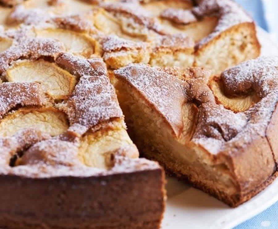 Gâteau normand aux pommes Recette WW
