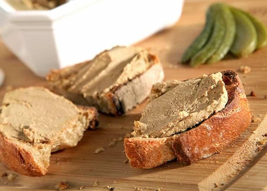 Mousse de foie gras au Thermomix