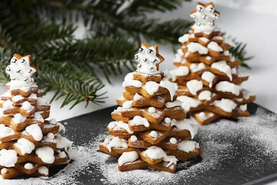 Sapin de Noël aux épices au Thermomix