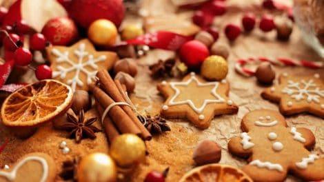 Sablés de Noël Alsaciens