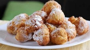 Beignets au fromage blanc au Thermomix