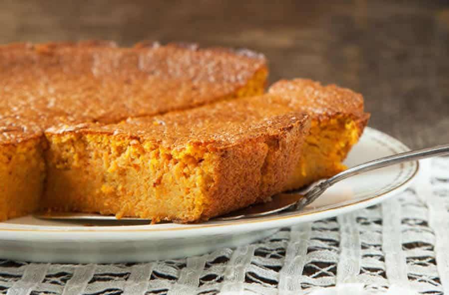 Gâteau aux carottes WW