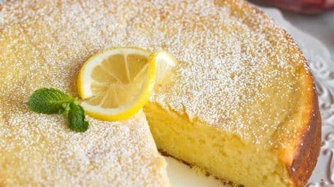 Gâteau à la ricotta ww
