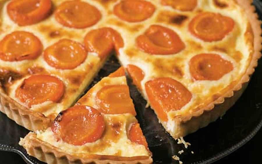 Tarte aux Abricots au Thermomix