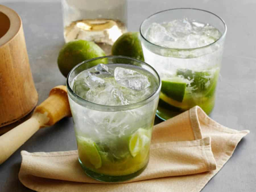 Cocktail Caipirinha au Thermomix