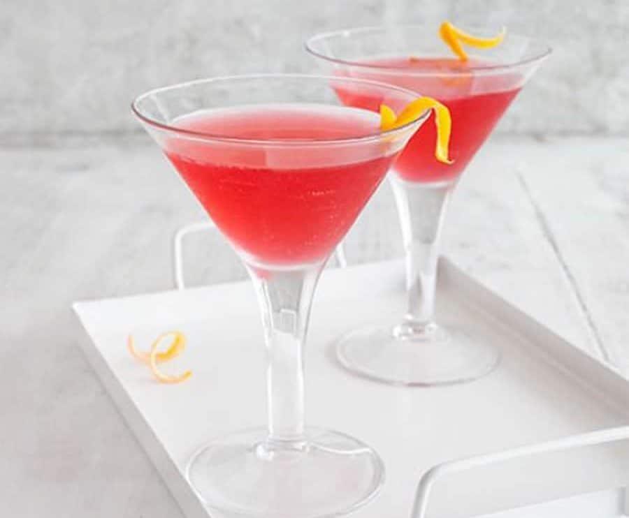 Cocktail Cosmopolitan au Thermomix