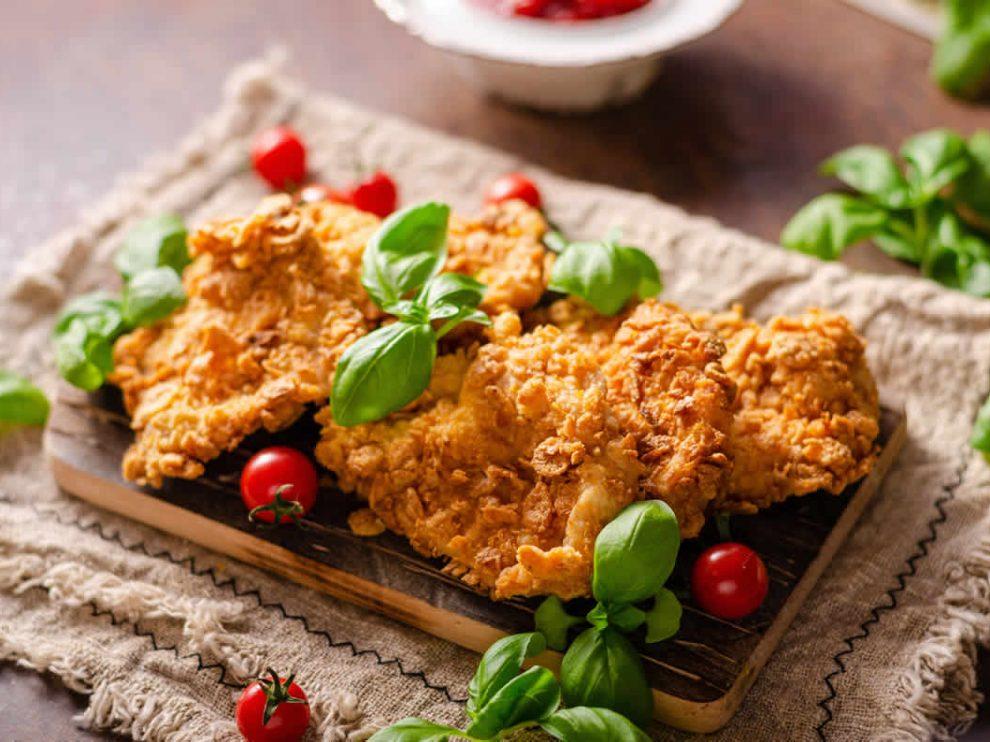 Croustillants de poulet façon kfc au Thermomix