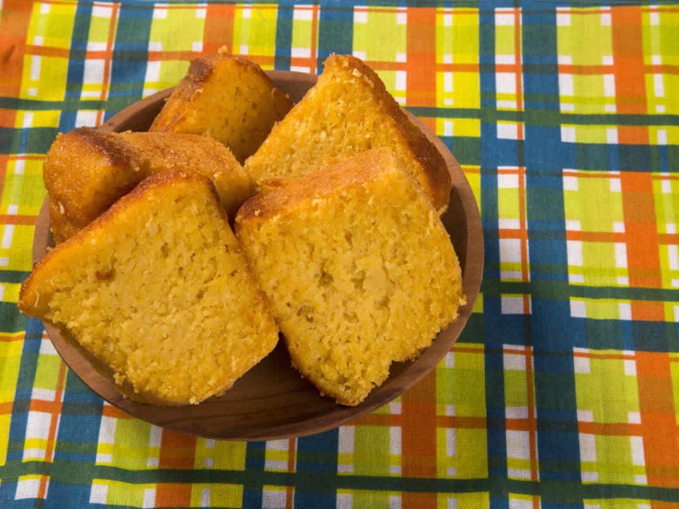 Cake à la patate douce au Thermomix