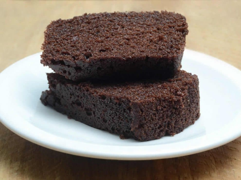Gâteau au chocolat express au Thermomix