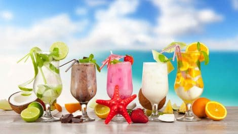 6 cocktails d'été au Thermomix