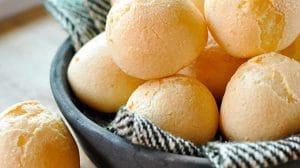 Choux brésiliens au fromage au Thermomix