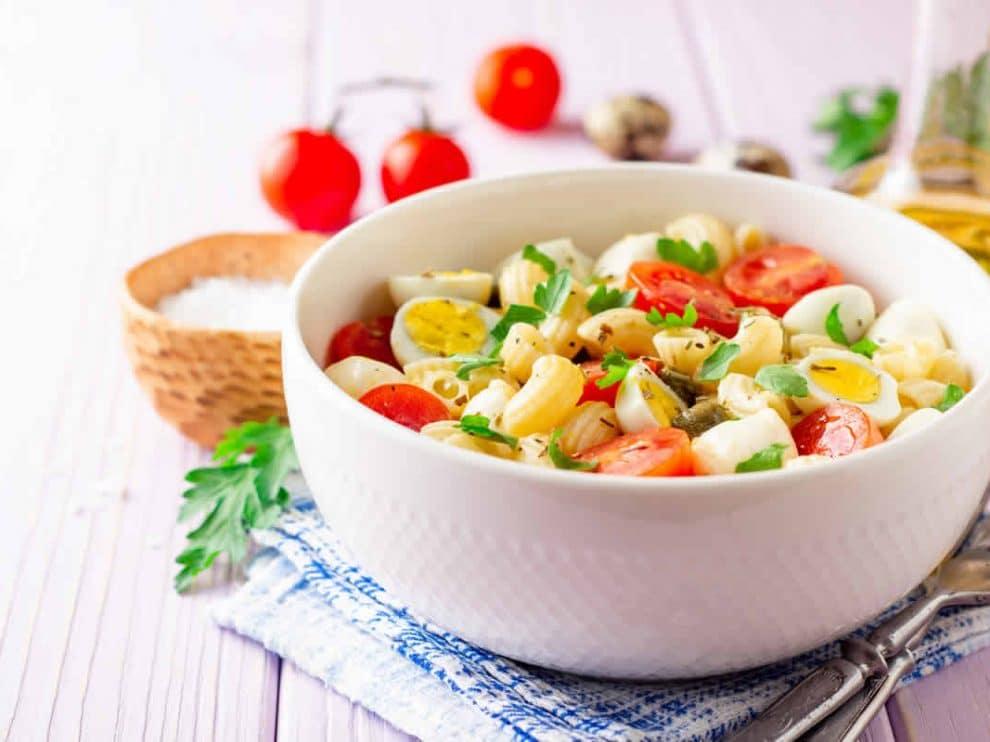 Salade de pâtes à l'italienne WW