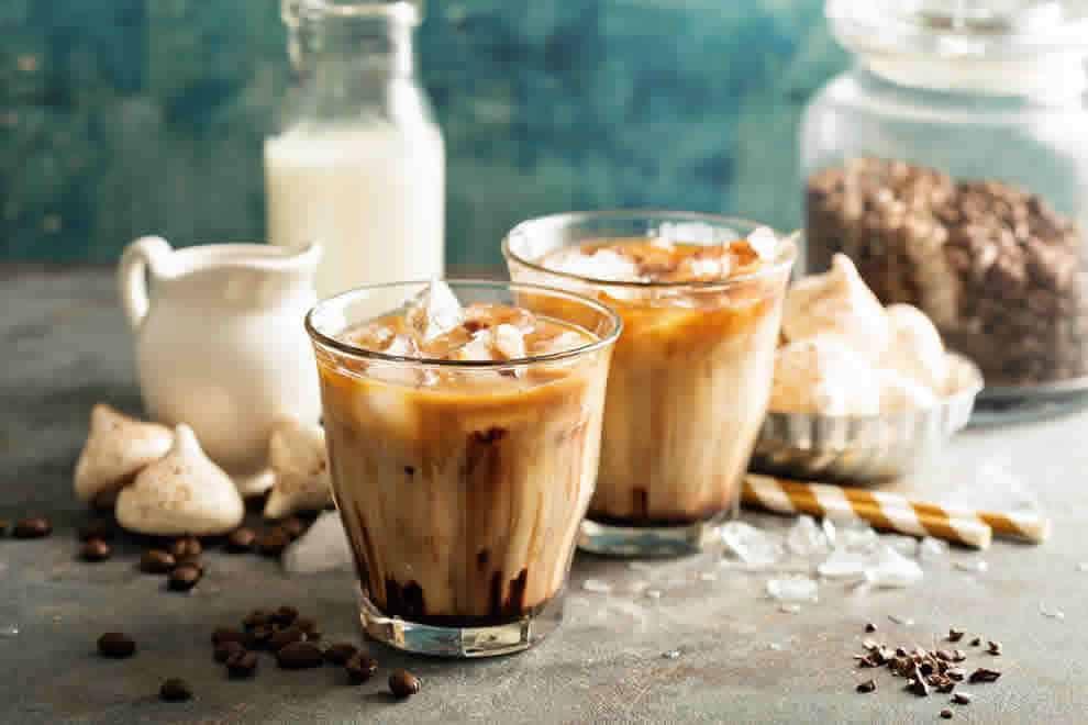 Cappuccino glacé au Thermomix