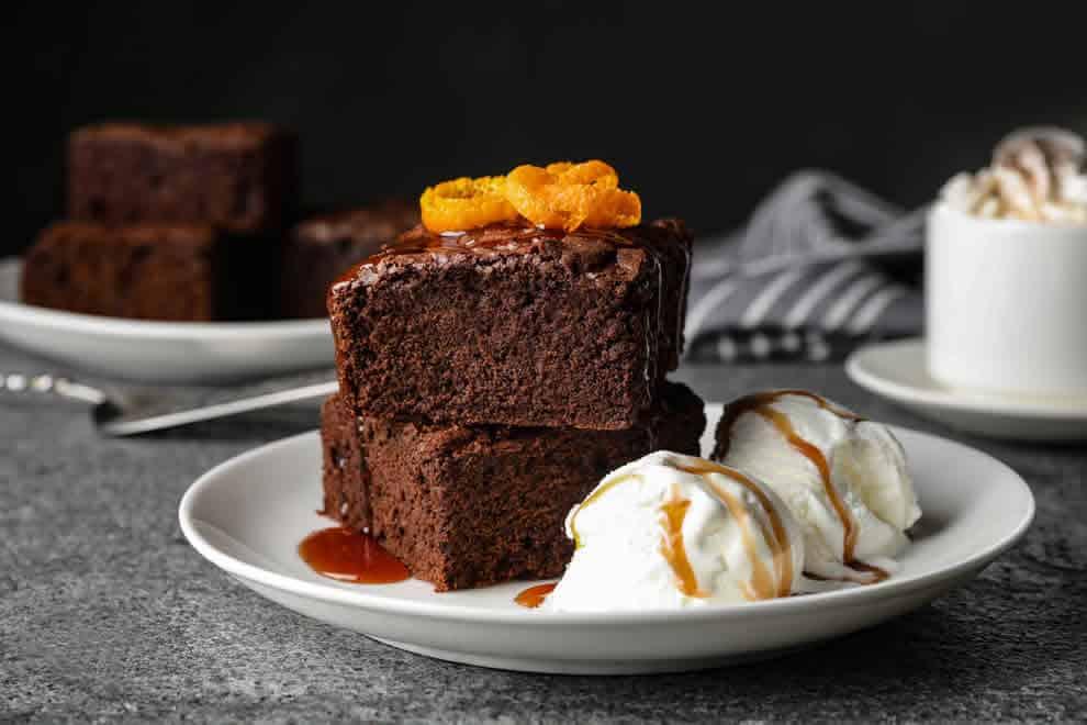 Gâteau fondant au chocolat au Thermomix