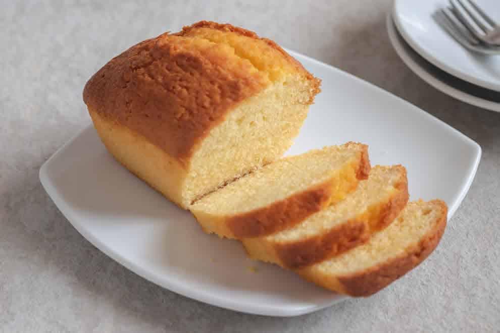 Gâteau moelleux au lait concentré sucré