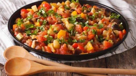 Mijoté de légumes d'été au Thermomix