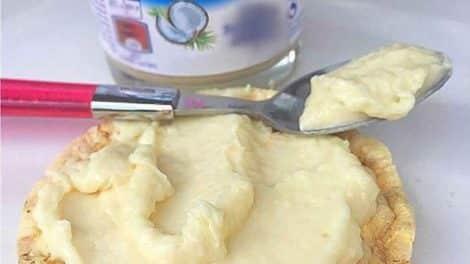 Pâte à tartiner noix de coco au Thermomix