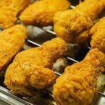 Poulet léger façon KFC