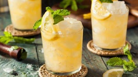 Cocktail Vodka citron, excellent pour un aperitif