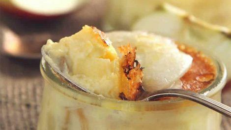 Crème Fermière Légère aux pommes et poires