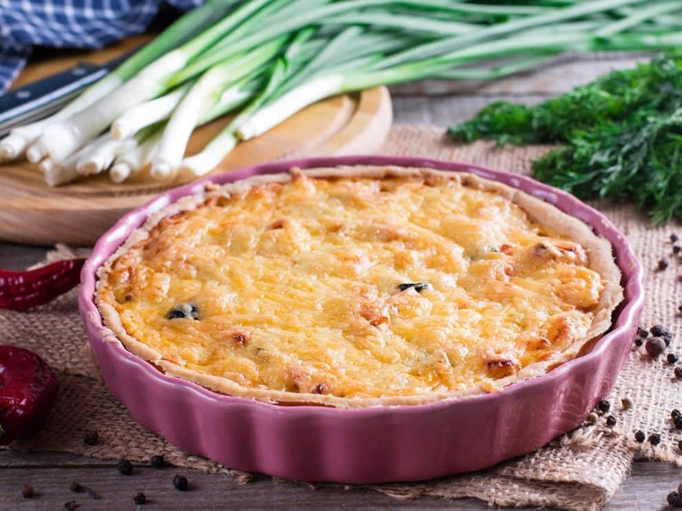Flan Léger de légumes et jambon