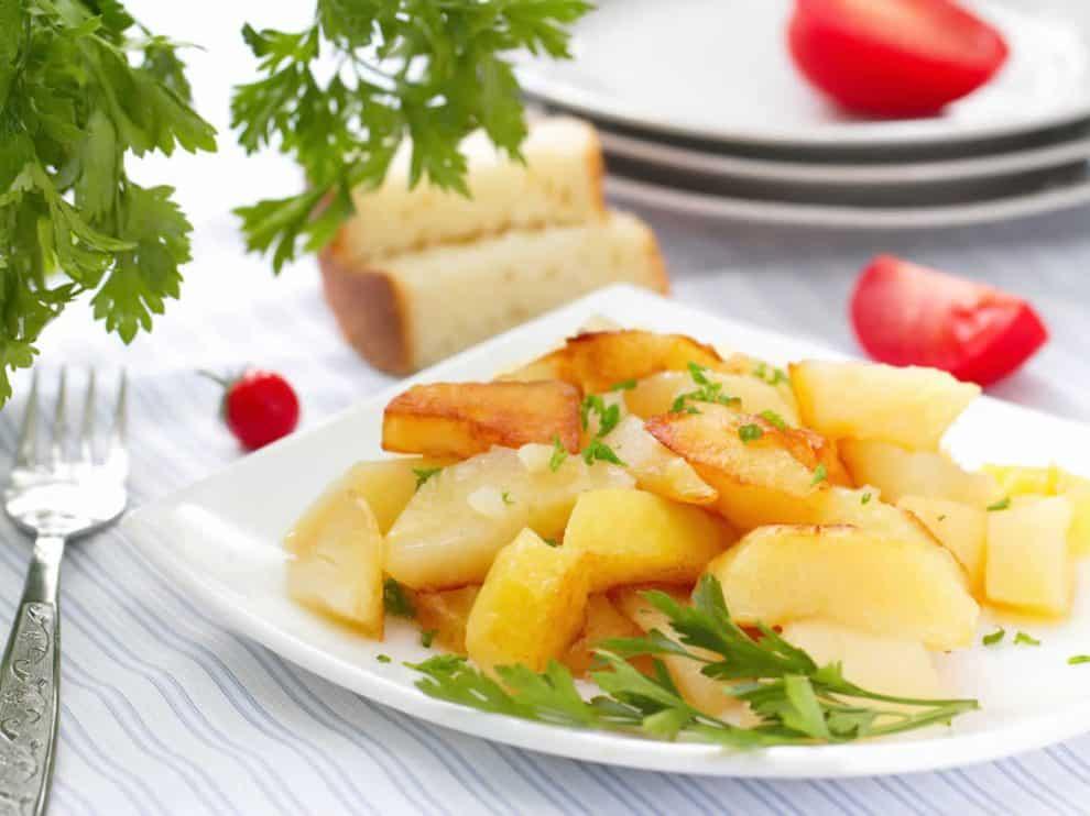 Pommes de terre sablées au parmesan un vrai délice