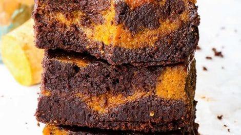 Brownies au potiron au Thermomix