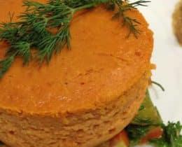 Le délicieux Flan au Thon au Cookeo